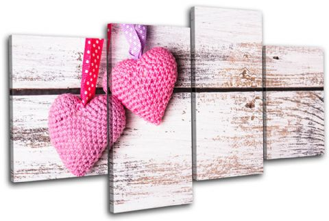 Shabby Chic Hearts Vintage - 13-0662(00B)-MP04-LO